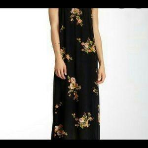 Lovestitch floral maxi dress